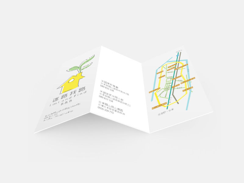 Flyer Mockup -lost & found 001